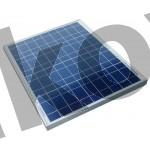 100Wp 12Vdc solar