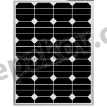 Solar Panels 80Wp DCsolara